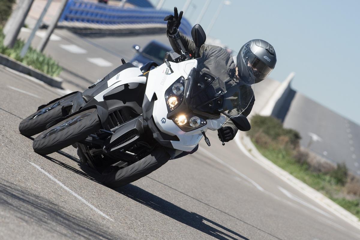 motos de 3 ruedas