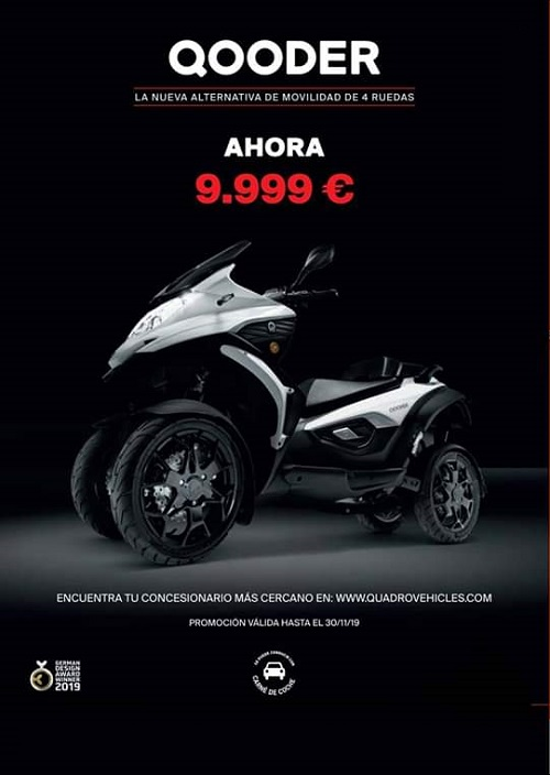 moto 4 ruedas